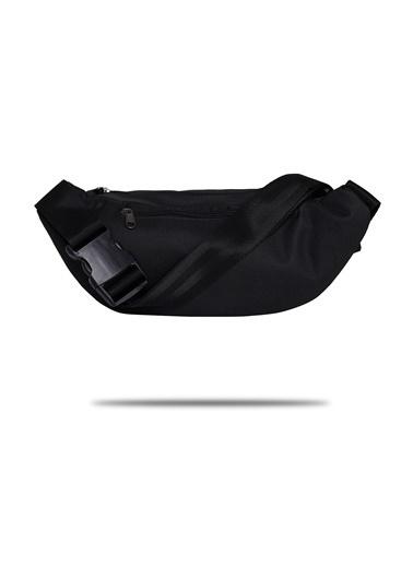Fudela Bel Çantası Siyah